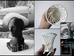 Printare 3D vaza