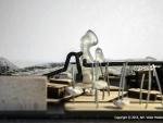 macheta printata 3D rasina