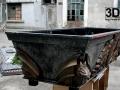 01. printare 3D sarcofag film
