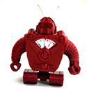 material imprimare 3D rosu mercur