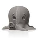 printare 3D pla silver
