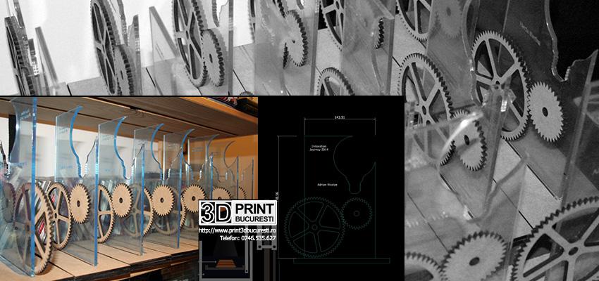trofee printate 3D