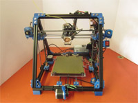 imprimanta open source print 3d bucuresti