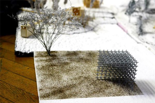 Macheta printata 3D
