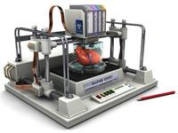 organe printate 3d print 3d bucuresti