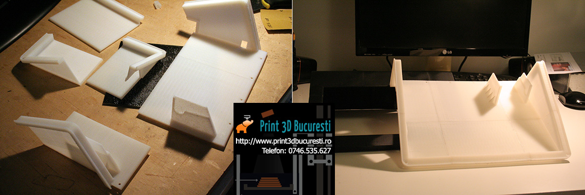 carcasa prototip imprimat 3d