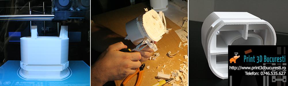 prototipare rapida - executie prototip plastic 2