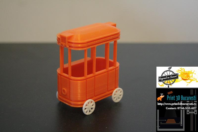 Vagonul cu sucuri