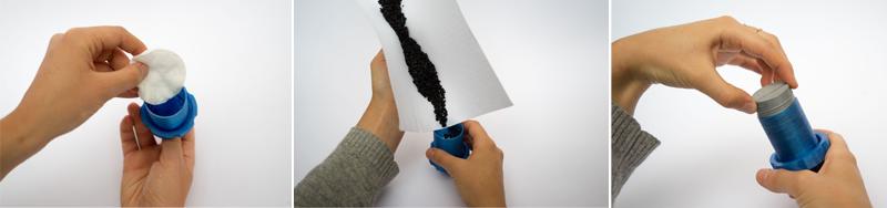filtru apa printat 3D