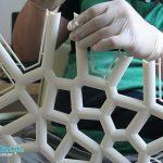 Structura printata la imprimante 3D
