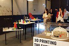 Printare 3DRomanian Design Week