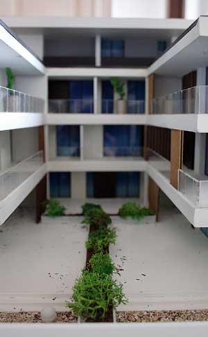 Macheta complex rezidential - La GLOIRE Pipera