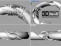 bratara_modelata_3D