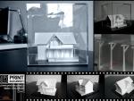 Macheta casa printata 3D