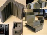 Printare 3D Prototip Profil Tamplarie