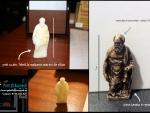 Statueta Socrate - 7 cm