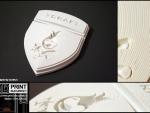 emblema imprimata 3D
