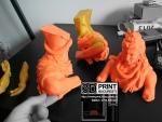 Statueta printata 3D Shiva