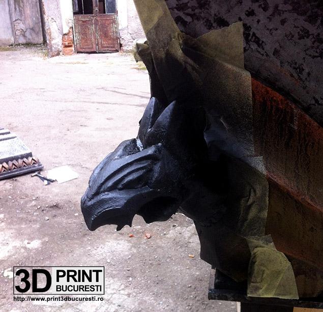 04. Vopsire print 3D monstru