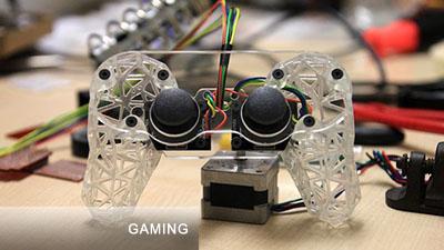 printare 3D jocuri