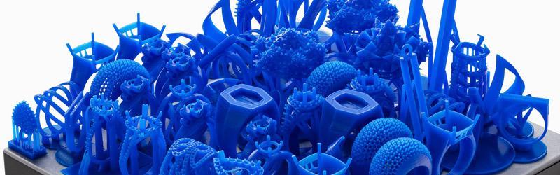 Bijuterii ceara printate 3D