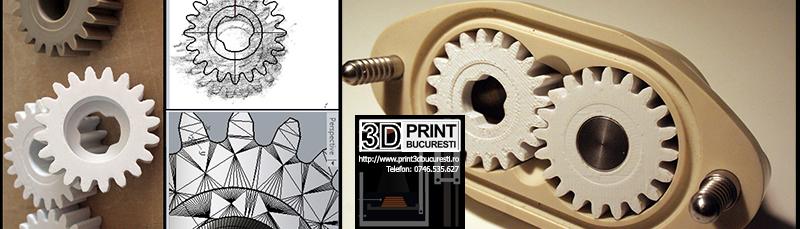 avantaje imprimare 3D