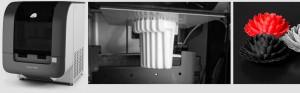 imprimanta 3D rasina