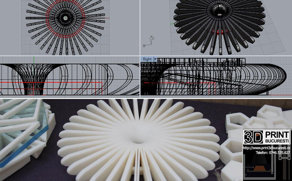 model 3d imprimare 3d prototip