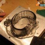 prototip 3D rasina fotopolimerica