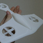 Macheta nava spatiala printata 3D