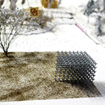 macheta arhitectura printata 3D
