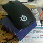 mouse gamer printare 3D