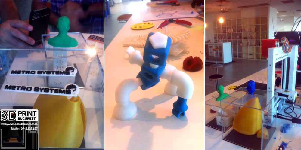 inchiriere imprimanta 3D evenimente