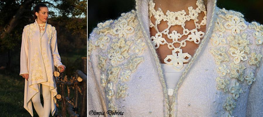 Designer vestimentar port traditonal romanesc