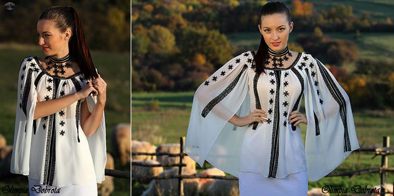 Designer moda Olimpia Iancu