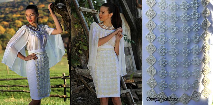 Olimpia Dobrota designer vestimentar