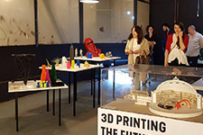 3D Printing Romanian Design Week