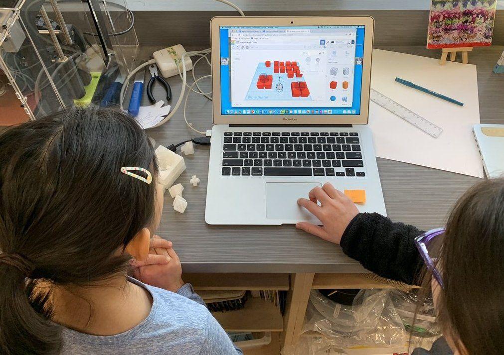 cursuri unu la unu modelare CAD copii